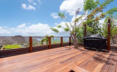 Eden Rock Villa Rental Villa Terrace 4