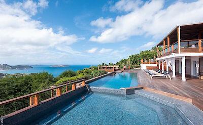 Eden Rock Villa Rental Villa Pool 3