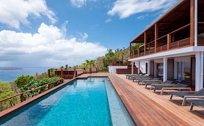 Eden Rock Villa Rental Villa Pool 5