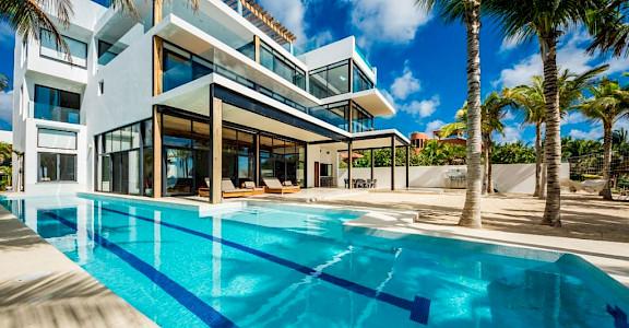 Maya Luxe Luxury Villa Rentals Riviera Maya Mexico Soliman Bay Tulum 1