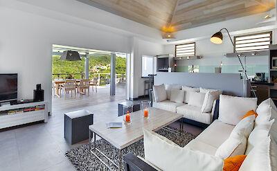 Vacation Rental St Barthelemy WV DAT St Barts Villa Datliv Desktop