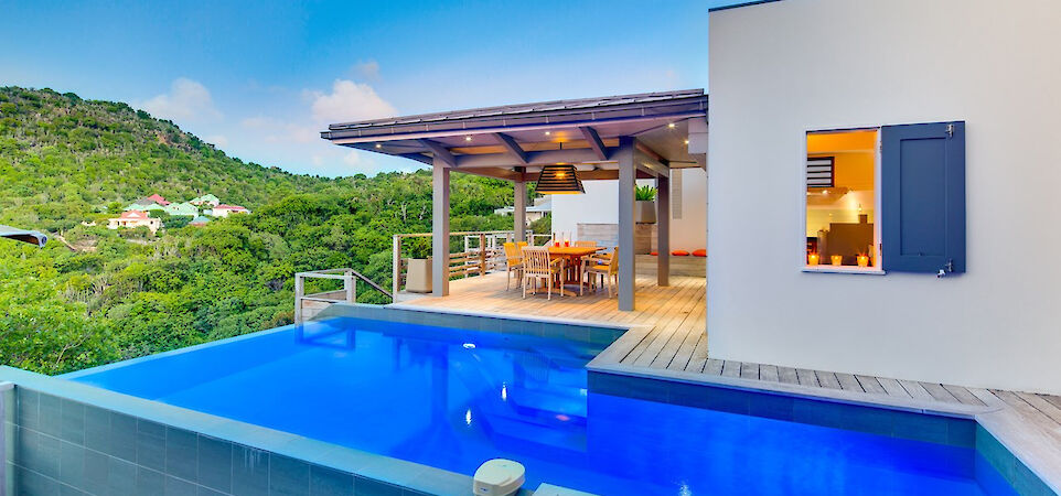 Vacation Rental St Barthelemy WV DAT St Barts Villa Datext Desktop