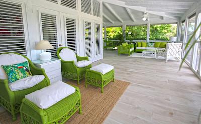 Garden 3 Bdrm Villa Casa Bambc 3 Ba 7