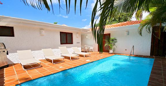 Garden 3 Bdrm Villa Casa Bambc 3 Ba
