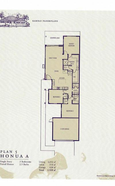Kamilo Honua A Plan 5 Copy