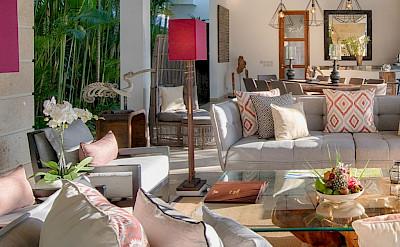 Living Area Cushions
