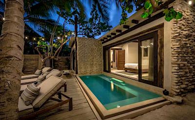 Maya Luxe Riviera Maya Luxury Villas Experiences Tulum Aldea Canzul 4 Bedrooms 3