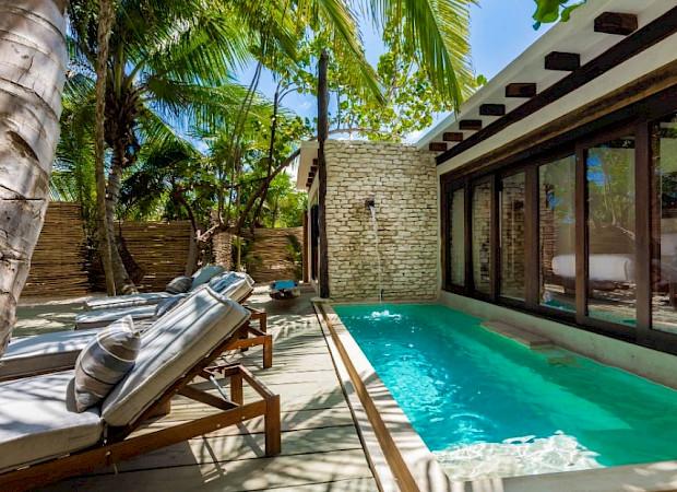 Maya Luxe Riviera Maya Luxury Villas Experiences Tulum Aldea Canzul 4 Bedrooms 1