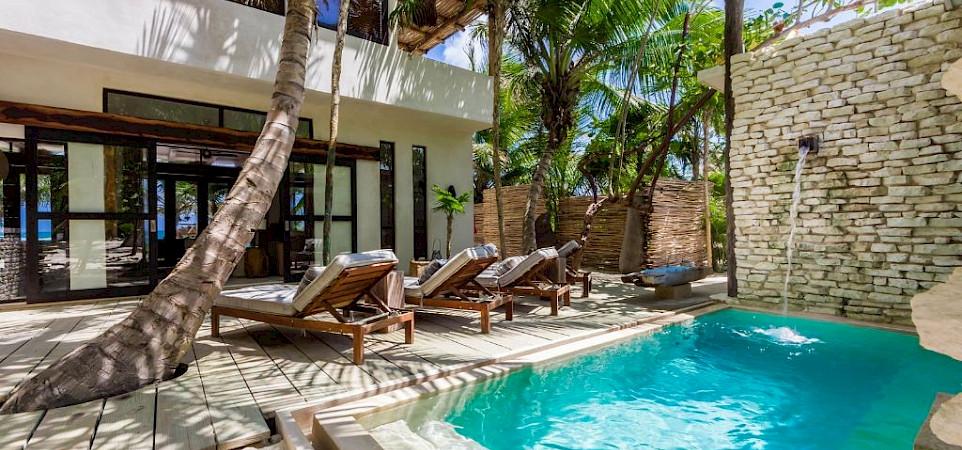 Maya Luxe Riviera Maya Luxury Villas Experiences Tulum Aldea Canzul 4 Bedrooms 2
