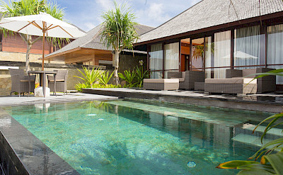 Villa Master Suite One Plunge Pool