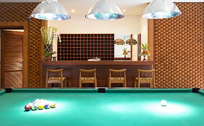 Villa Pool And Bar
