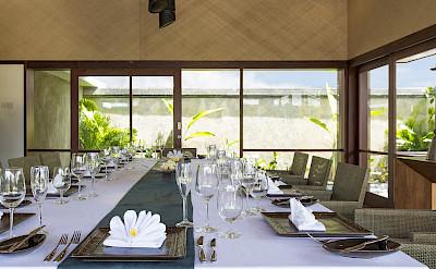 Villa Indoor Dining