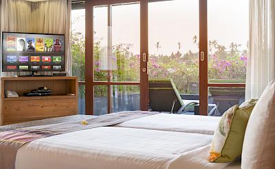 Villa Upstairs Back Bedroom