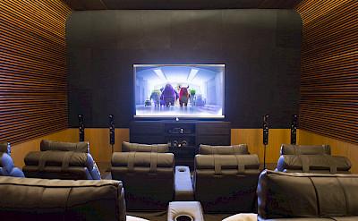 Villa Cinema Room