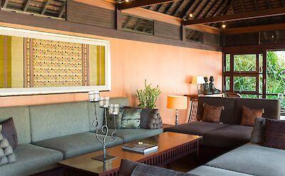 Villa Living Area 2
