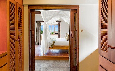 Villa Ensuite View To Bedroom Two
