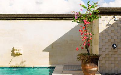 Villa Pool Shower