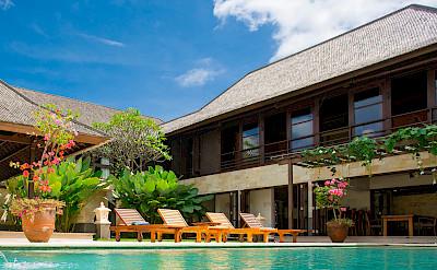 Villa The Pool